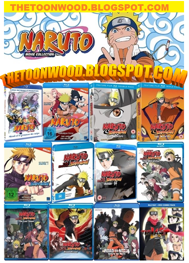Naruto Shippuden All Movies Full ||Collection IN Hindi [720p,HD] - TOONWOOD