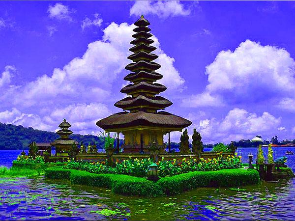 Inilah Tempat Wisata Yang Searah Dengan Bedugul Bali