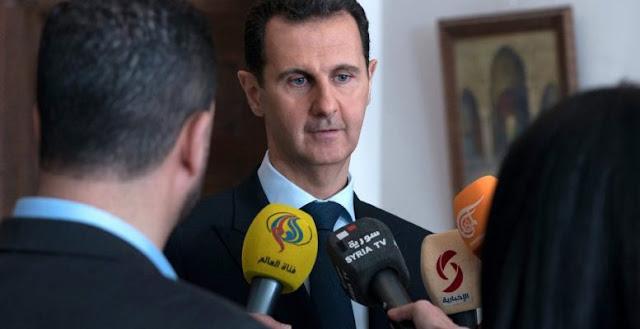 Άσαντ: Είμαστε έτοιμοι να στηρίξουμε τους Κούρδους