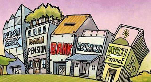 Pengertian, Peranan dan Ruang Lingkup Lembaga Keuangan