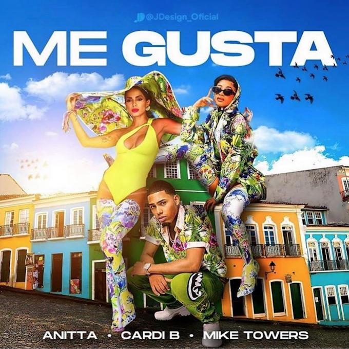 Anitta - Me Gusta (feat. Cardi B & Myke Towers) [Baixar]
