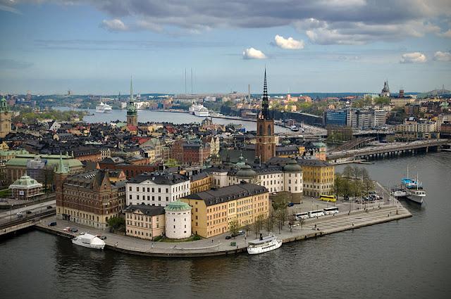 """Volta ao mundo pelas cidades de """"La Casa de Papel"""" - Estocolmo"""