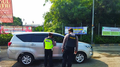 Dalam 10 Hari, Polresta Tangerang Putar Balikan 16.016 Kendaraan Pemudik