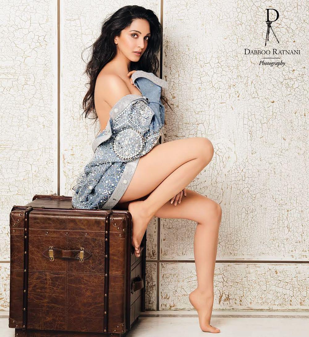 Kiara Advani hot sexy photoshoot