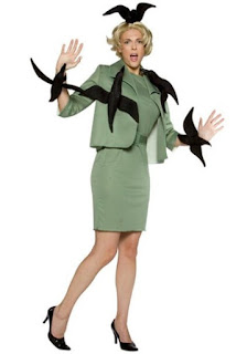 Melanie Daniels costume, The Birds, 1963
