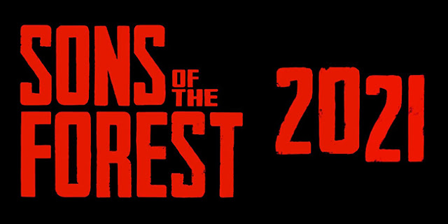 SONS OF THE FOREST 2021 : Trailer