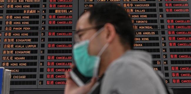 Punya Banyak Kasus Impor, China Pangkas Sebagian Besar Rute Penerbangan Internasional