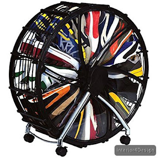 Shoe Wheel Organizer with Dust Cover 3