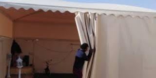 مظلات وسواتر الاردن عمان