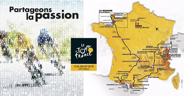 Le Tour De France teams