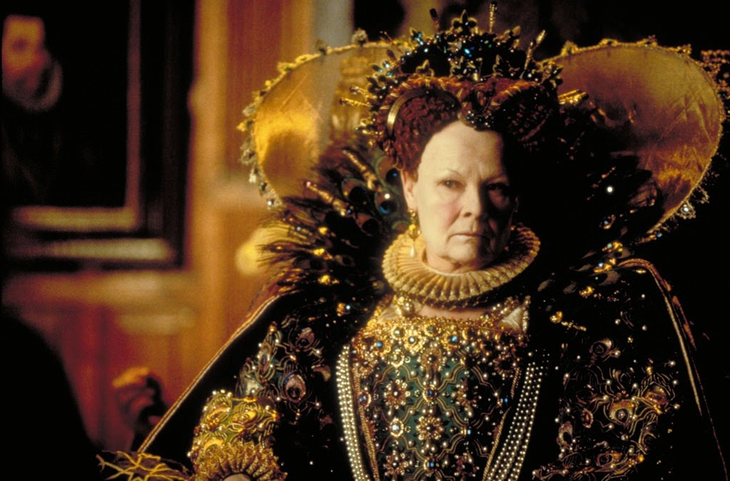 shakespeare in love judi dench