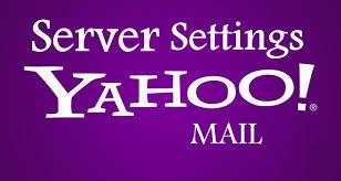 setting mail yahoo