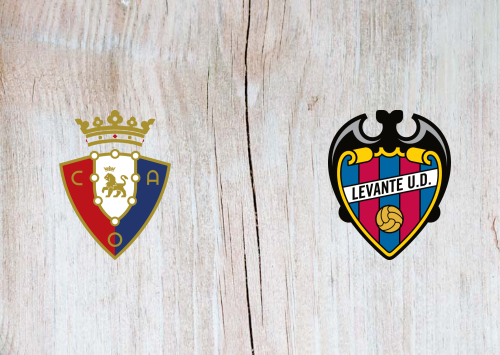 Osasuna vs Levante -Highlights 24 January 2020