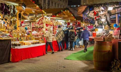 A megújult Vörösmarty téren várja az érdeklődőket a Budapesti Téli Fesztivál és Vásár