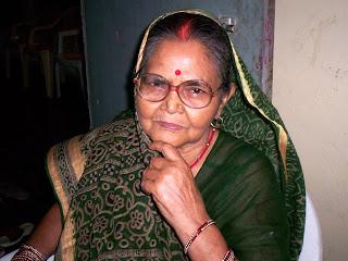 श्रीमती सरोजनी देवी श्रीवास्तव
