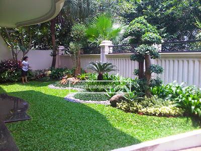 Tukang Taman Surabaya Desain Taman Minimalis Terbaru 2018