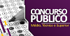 Aberto concurso público para Profissionais com ensino Médio, Técnico e Superior!