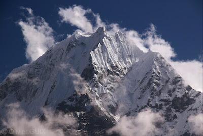 Thamserku - 6623 m
