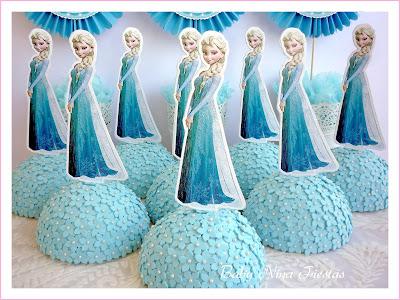 Kit Frozen niña