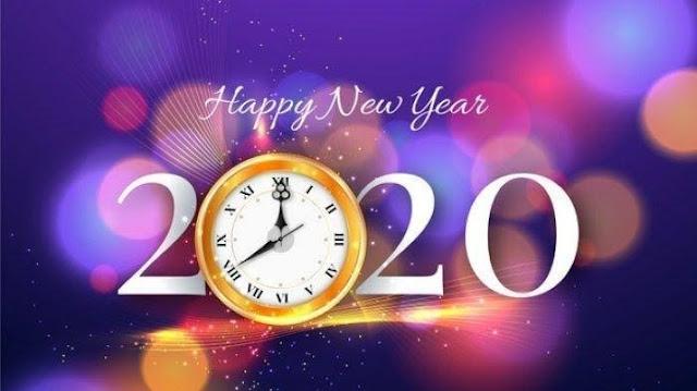16 Contoh Kata-kata Inpirasi Selamat Tahun Baru 2020 Yang Bisa kamu Berikan Kepada Teman dan Saudara-saudaramu