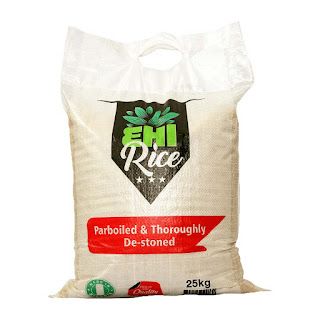 NIGERIAN RICE PRICES
