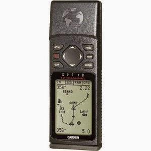 Garmin GPS 12 Manual