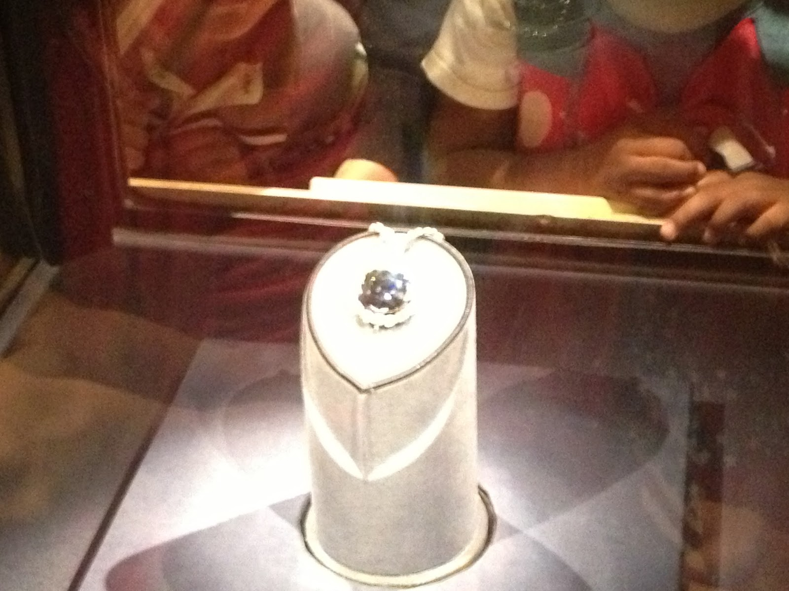 Hope Diamond and other DC attractions