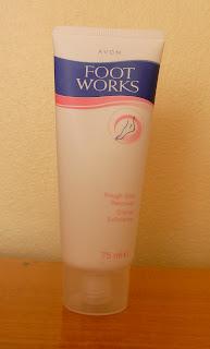 Avon Foot Works Rough Skin Remover