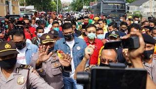 Edian! Catatan Bawaslu, Kubu Mantu Jokowi Bobby Nasution Sudah 14 Kali Langgar Prokes