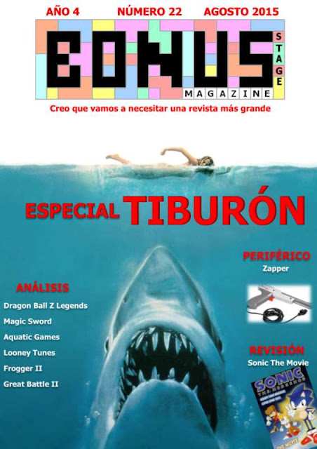 Bonus Stage Magazine #22 Especial Tiburón (22)