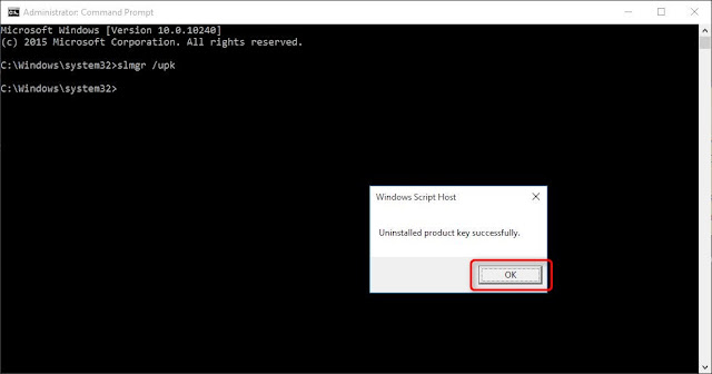 Cara Menghilangkan Peringatan Windows 10 License Expire 5