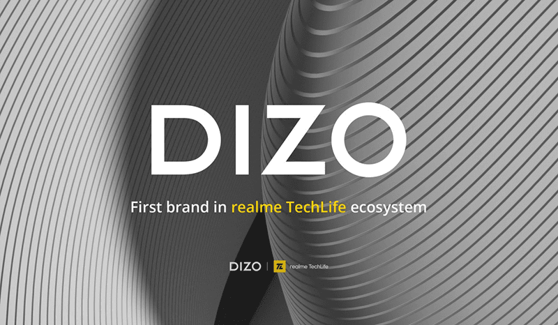 Realme officially introduces its new sub-brand for tech lifestyle, DIZO
