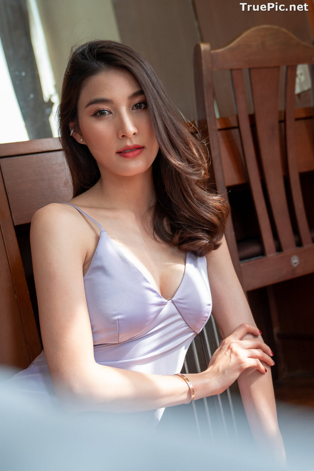 Image Thailand Model - Ness Natthakarn (น้องNess) - Beautiful Picture 2021 Collection - TruePic.net - Picture-57