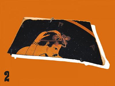 Ένα φιλί από την αρχαιότητα