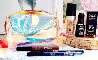 Blog PurpleRain Aqua Resist de Make up for Ever