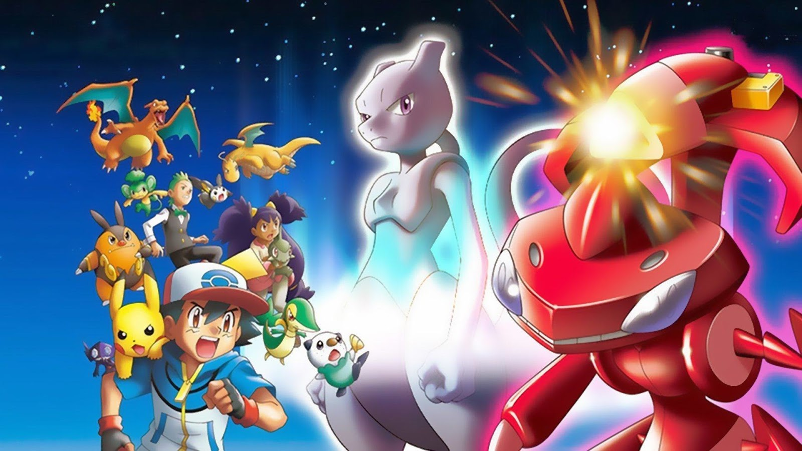 Pokémon películas completas en español latino