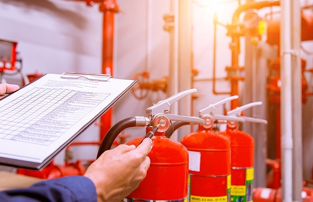 fire protection system safety