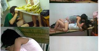 Lộ cảnh nóng của sinh viên Hà Nội chịch nhau lén lút
