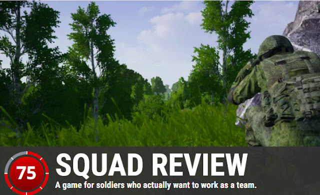 REVIEW GAME SQUAD