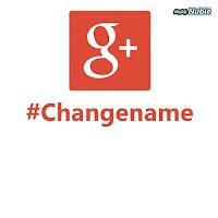 Ganti nama Google profil