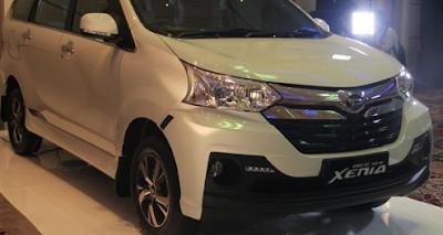 Harga Mobil Daihatsu Xenia Terbaru 2017