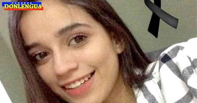 QEPD - El pueblo venezolano llora la muerte de Fabiana