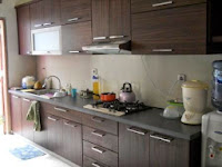 furniture semarang - kitchen set mini bar 10