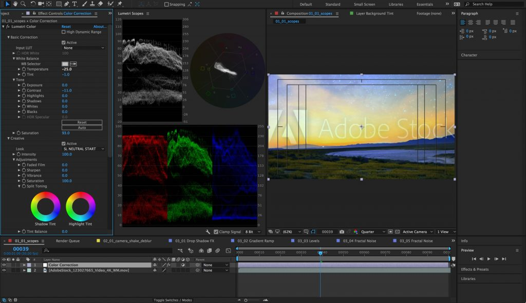 Adobe After Effects CC 2017 2 | Computer Graphics Daily News
