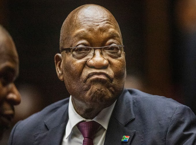 South African court jails ex-President Jacob Zuma for 15 months for Contempt