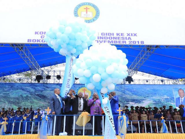 Warga Gereja Injili di Indonesia (GIdI) Harus Takut Tuhan