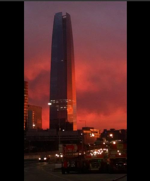 Fuerte sismo de 6,9 de magnitud sacude el centro de Chile