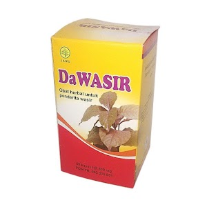 Kapsul Dawasir Herbal Insani