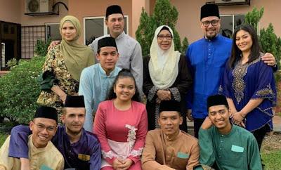 Tonton Drama Diari Ramadan Rafique Reunion Episod 1