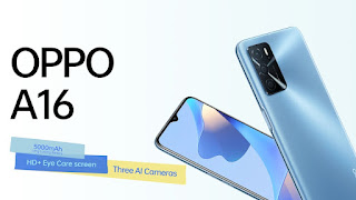 Oppo A16image